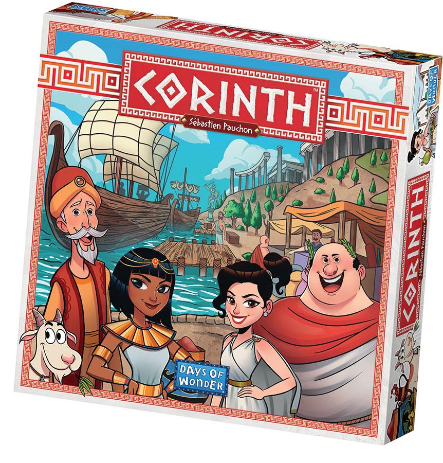 Corinth Game Box