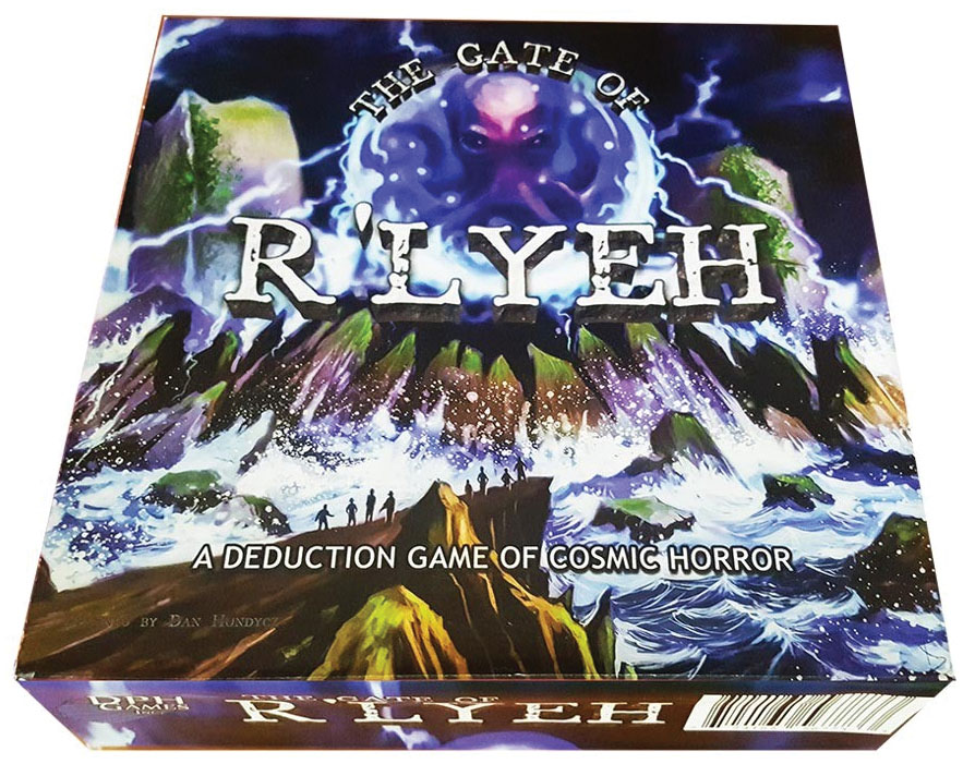 The Gate Of Rlyeh Game Box