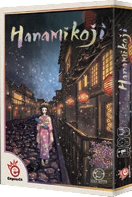Hanamikoji Box Front