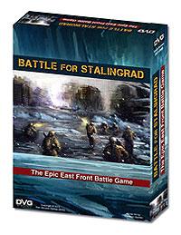 Battle For Stalingrad Box Front