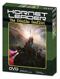 Hornet Leader: Cthulhu Conflict Expansion Box Front