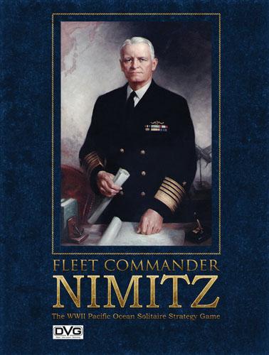 Fleet Commander Nimitz Box Front
