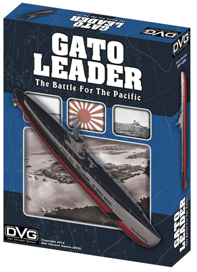 Gato Leader Box Front