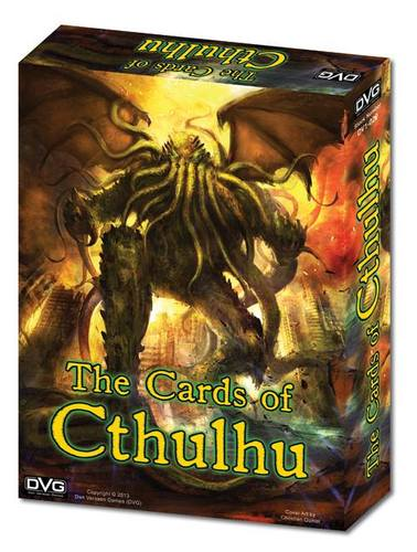 The Cards Of Cthulhu Box Front