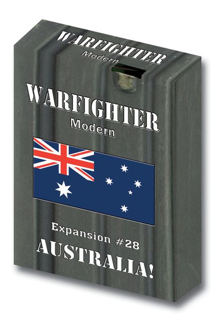 Warfighter Expansion 28: Australian Soldiers