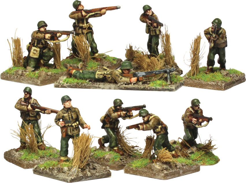 Warfighter: Us Soldier Miniatures Box Front