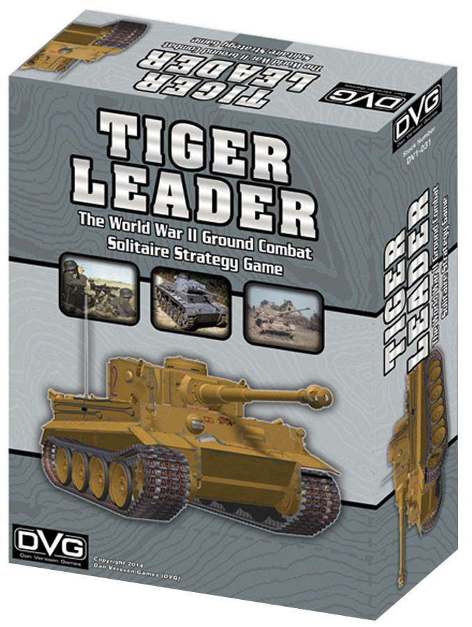 Tiger Leader Box Front