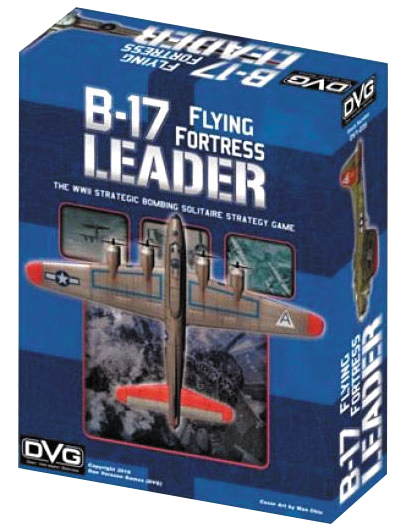 B-17 Flying Fortress Leader Box Front