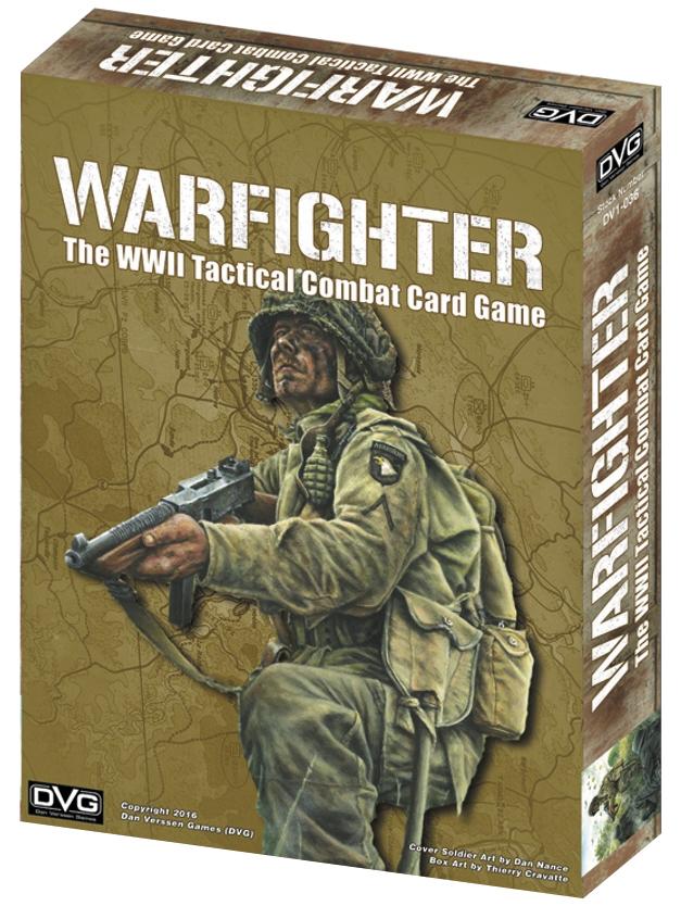 Warfighter World War Ii Core Game Box Front
