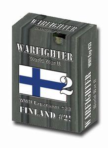 Warfighter World War Ii Expansion: Finnish #2