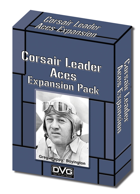Corsair Leader Aces Expansion Box Front
