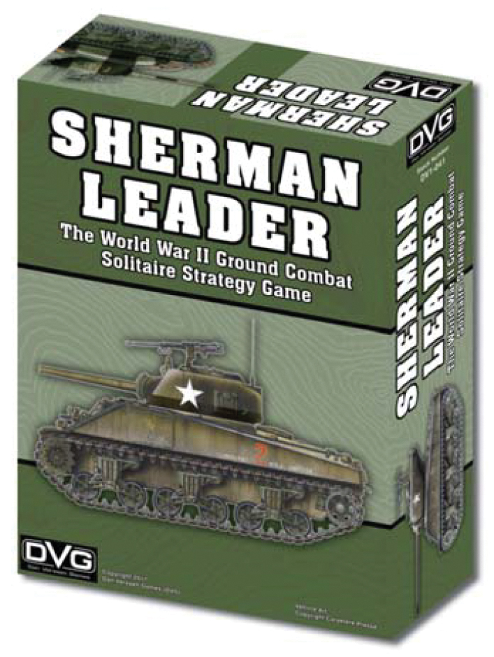 Sherman Leader Box Front