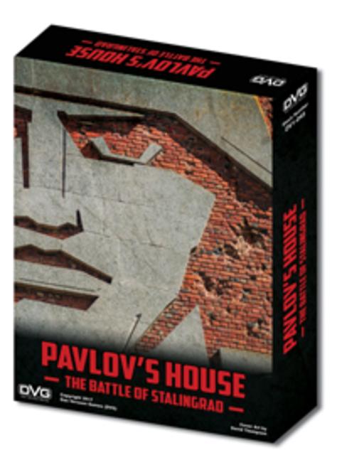 Pavlovs House Box Front