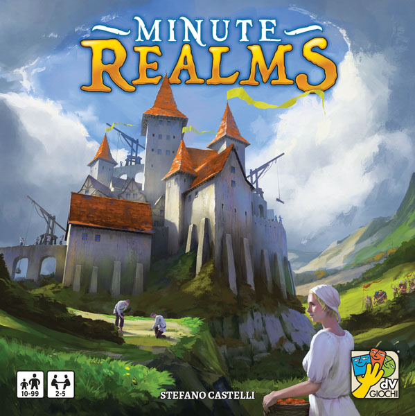 Minute Realms Game Box