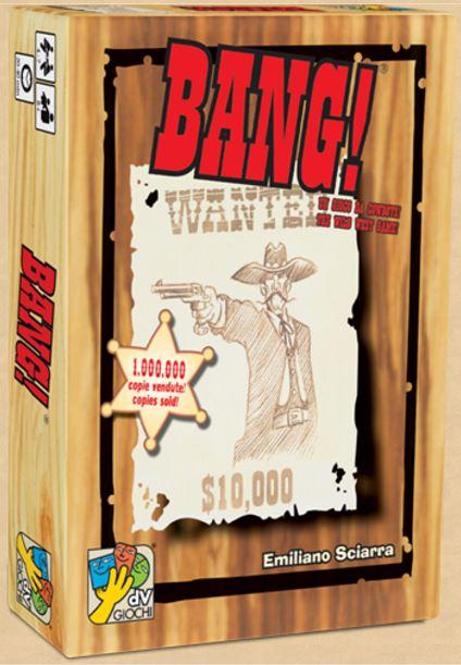 Bang!: 4th Edition Box Front
