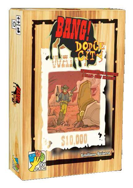 Bang!: Dodge City New Edition Box Front