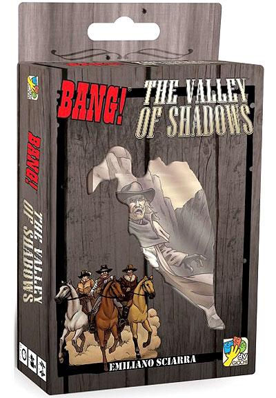 Bang!: The Valley Of Shadows Box Front