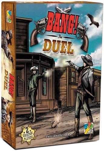 Bang!: The Duel Box Front