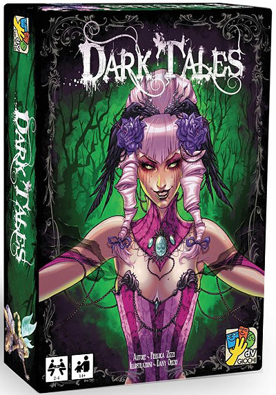 Dark Tales Box Front
