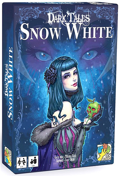 Dark Tales: Snow White Expansion Box Front