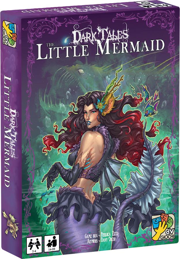 Dark Tales: The Little Mermaid Box Front