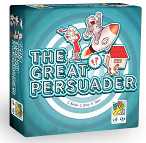The Great Persuader Box Front