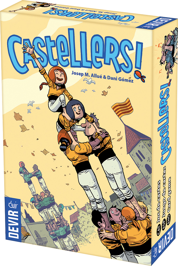 Castellers Box Front