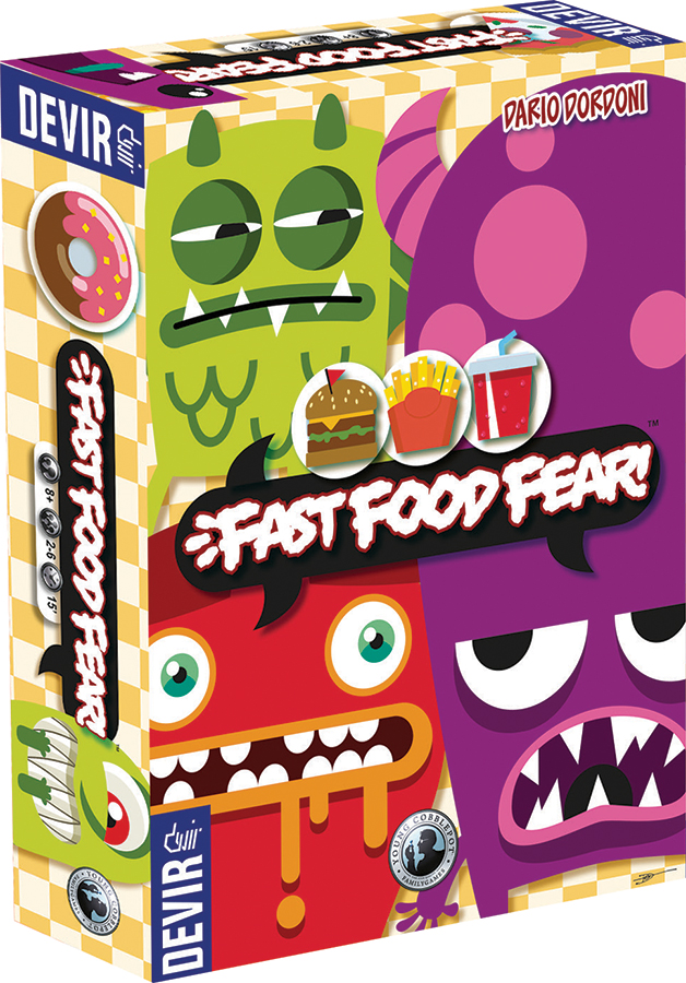 Fast Food Fear Box Front