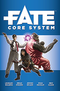 Fate Core Rpg: Fate Core System Box Front