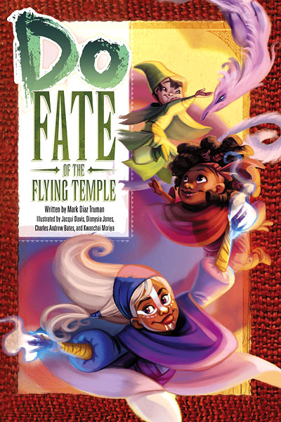Fate Core Rpg: Do - Fate Of The Flying Temple Core Rules Box Front