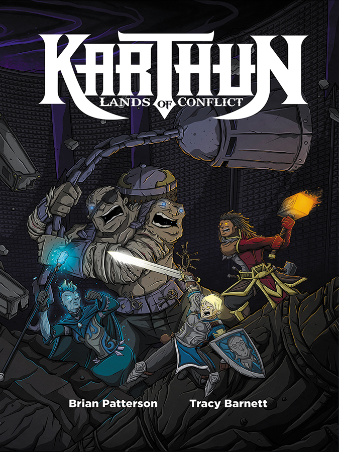 Karthun: Lands Of Conflict Hardcover Box Front