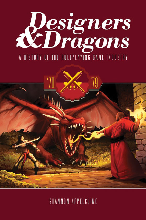 Designers And Dragons: The 70`s Box Front