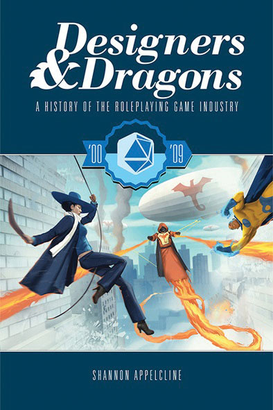 Designers And Dragons: The 00`s Box Front