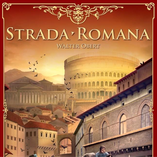 Strada Romana 2nd Edition Box Front