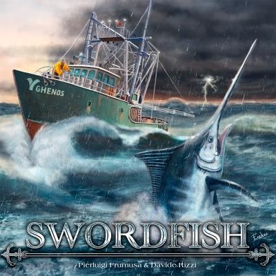 Swordfish Box Front