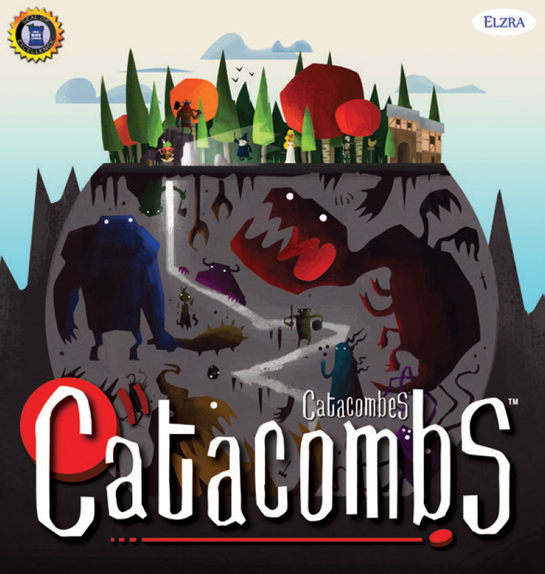 Catacombs: Third Edition Box Front