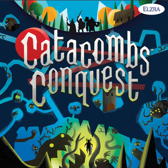 Catacombs: Conquest Box Front