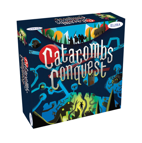 Catacombs: Conquest Demo Copy Game Box
