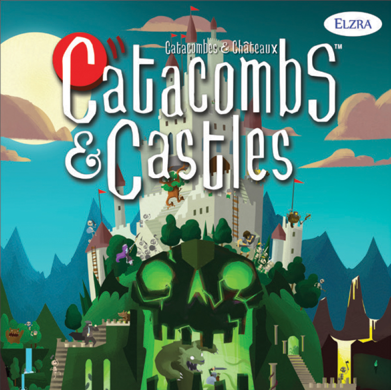 Catacombs: Castles Box Front