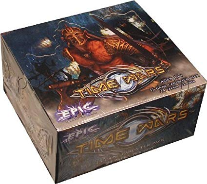 Epic Tcg: Time Wars Booster Expansion Display (24)