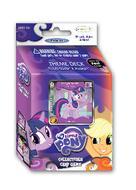 My Little Pony Ccg: Premiere Theme Deck Box Front