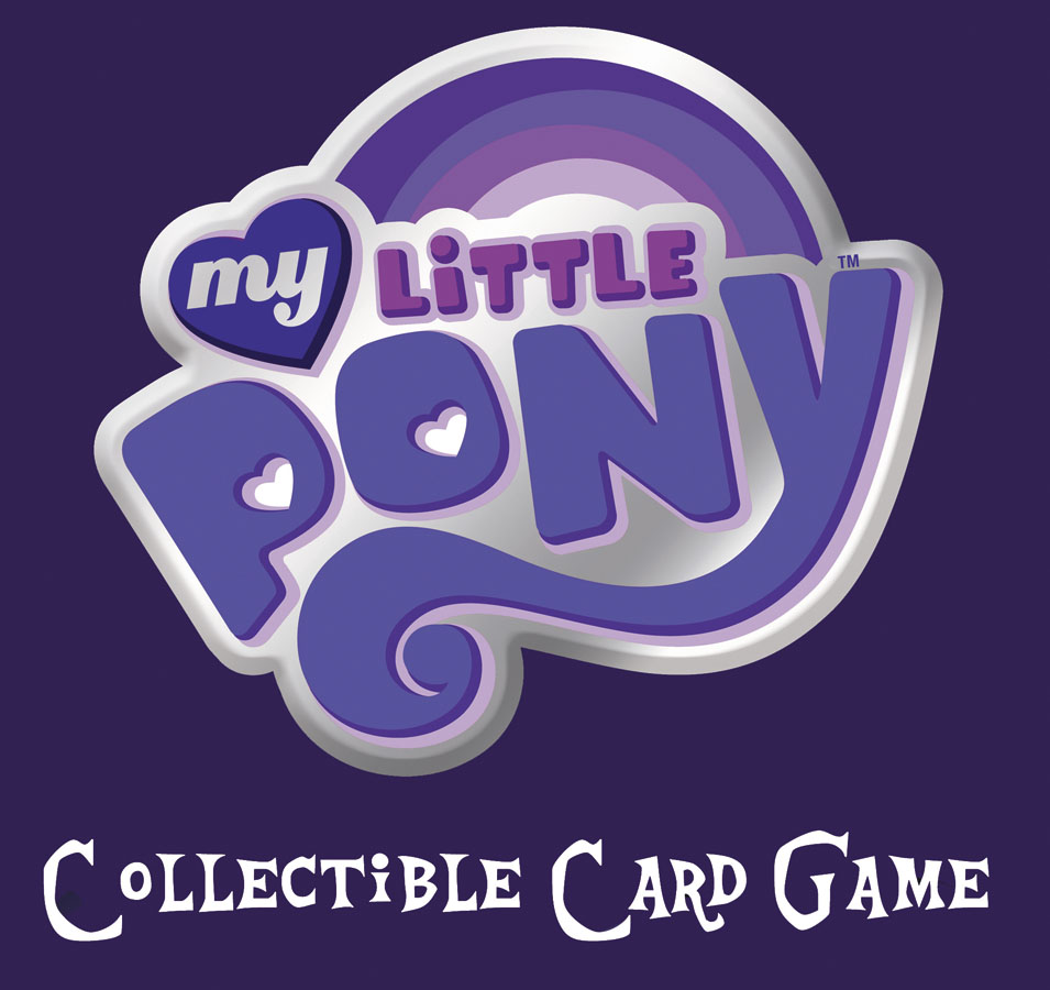 My Little Pony Ccg: Absolute Discord Theme Deck Display (8) Box Front