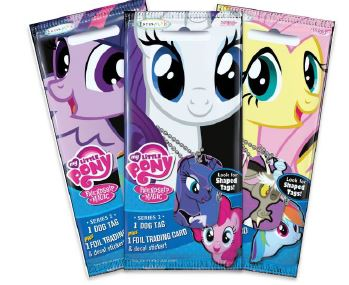 My Little Pony: Series 2 Dog Tag And Trading Card Fun Pack Box Front