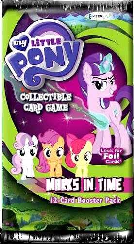 My Little Pony Ccg: Marks In Time (36) Box Front