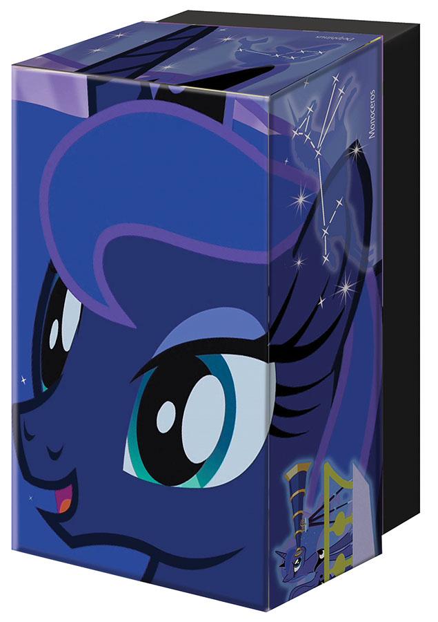 My Little Pony Ccg: Princess Luna Collectors Box Box Front