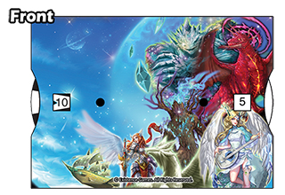 Exodus Tcg: Life Counter  Box Front