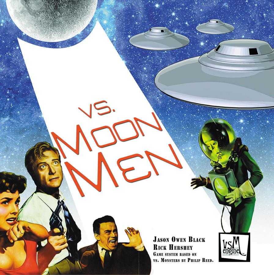 Vs. Moon Men Box Front