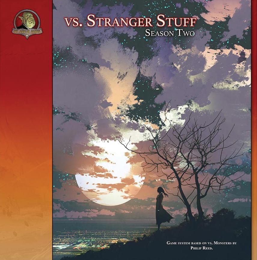 Vs. Stranger Stuff: Season 2 Box Front