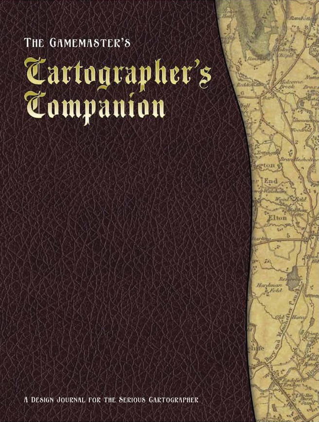 The Gamemasters Journal: Cartographers Companion Box Front
