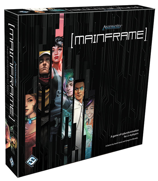 Android: Mainframe (stand Alone) Box Front